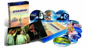 Buy Star Wars: The Complete Saga on Blu-ray