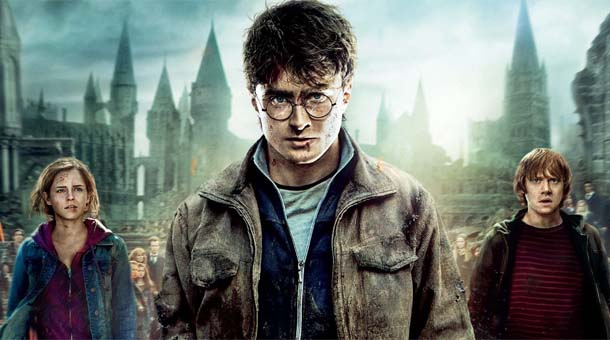 Harry Potter And The Deathly Hallows: Part 2 Blu-ray