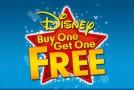 Disney Buy One Get One Free DVD & Blu-Ray Offer @ till 28/3