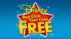 Disney Buy One Get One Free DVD & Blu-Ray Offer @ till 28/3
