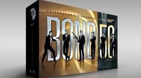 Bond 50 – James Bond 007 Blu-ray Collection Australian Release Date